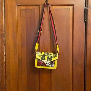 Small pop art purse